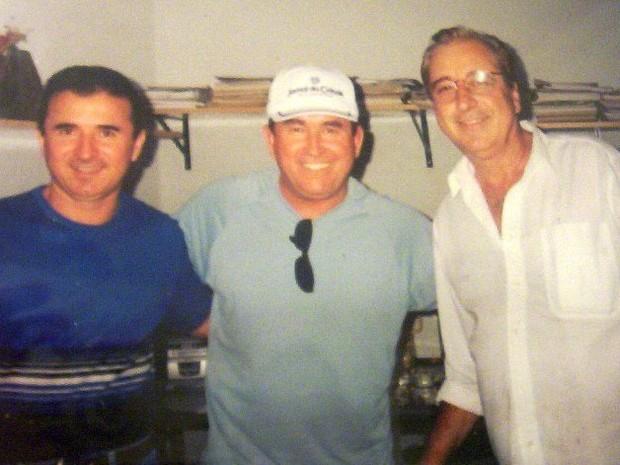 Basso fez os arranjos dos primeiros sucessos de Amado Batista (Foto: Fernando Basso/Arquivo pessoal)