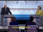 Hillary Clinton e Bernie Sanders fazem debate nos Estados Unidos