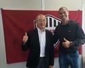 Após saída do Inter, Nilton é apresentado pelo Vissel Kobe