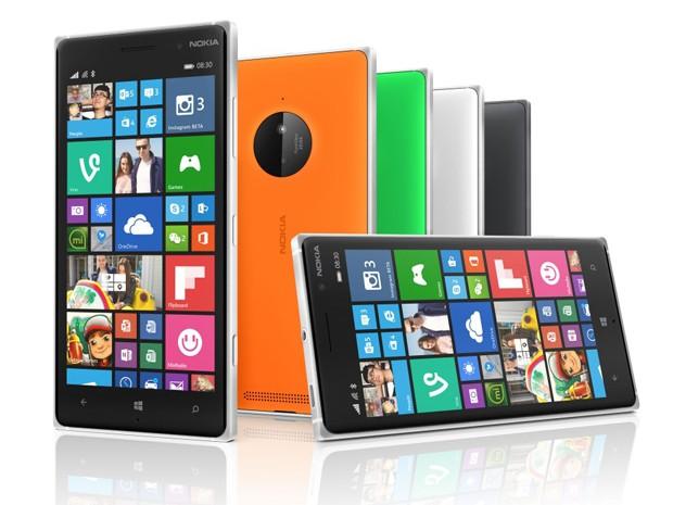 Microsoft anunciou Lumia 830 durante a feira IFA, em Berlim (Foto: Divulgação/Microsoft)