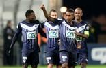 Malcom marca, mas Bordeaux sofre virada e é eliminado pelo Nantes (AFP)