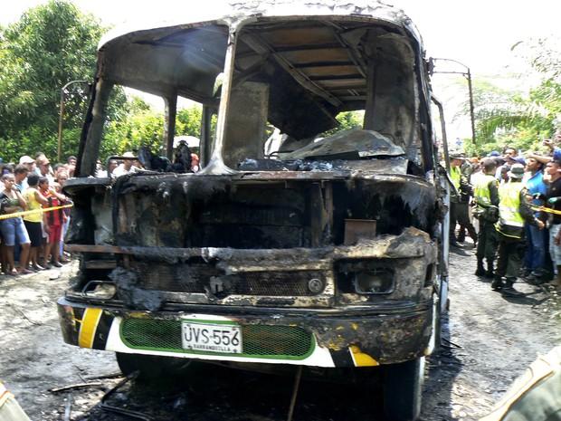 31 crianças e um adulto morreram após explosão de combustível (Foto: Reuters/Stringer)