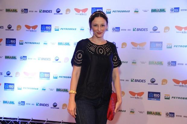 Paula Braun (Foto: Thyago Andrade/Foto Rio News)