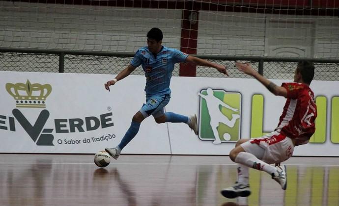São José Futsal, Atlântico Erechim, Liga Nacional de Futsal (Foto: Quarttus Marketing/Divulgação)