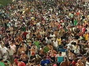 9ª Parada do Orgulho Gay de Juiz de Fora. (Foto: Reprodução/TV Globo)