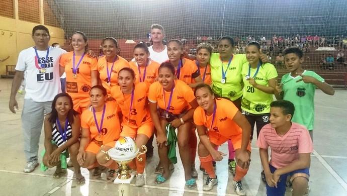 Montenegro busca apoio para disputar Taça Brasil de Futsal Feminino em SC 502a621bc7da8