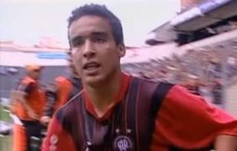 Na Memória: 5 a 0 do Atlético-PR no Galo em 2004 com três de Jadson