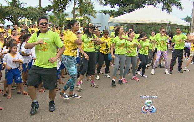 'Dia do Desafio' será realizado em Rondônia (Foto: Bom Dia Amazônia)