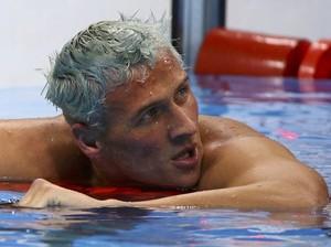 Michael Phelps e Ryan Lochte final dos 200m medley (Foto: David Gray/REUTERS)