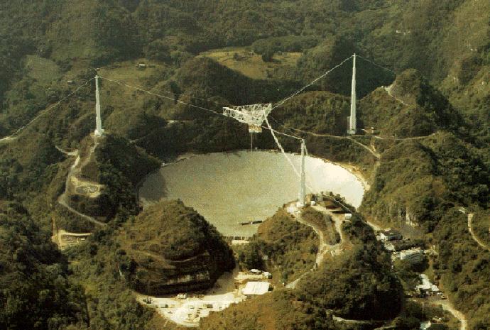 Radiotelescópio Arecibo