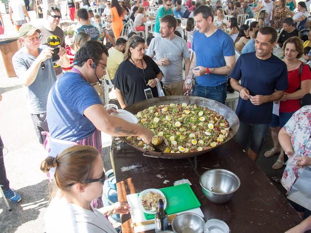 3ª edição do Festival Gastronômico 'Sabores da Terra' será em duas cidades (Foto: Guillermo White)