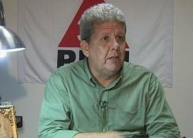 Candidato Jeronimo Maranhão (PMN) foi entrevistado nesta terça (28) pelo JAM (Foto: Reprodução/TV Amazonas)