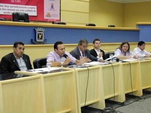 Oitiva CPI da Homex em Campo Grande (Foto: Pauline Carrilho/Câmara Municipal)