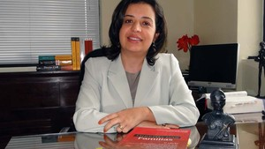 Advogada Cristine Borges da Costa Araújo (Foto: Ricardo Araújo/G1)