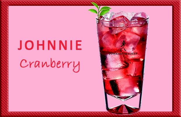 Johnnie Walker Red and Cranberry (Foto: Divulgação)