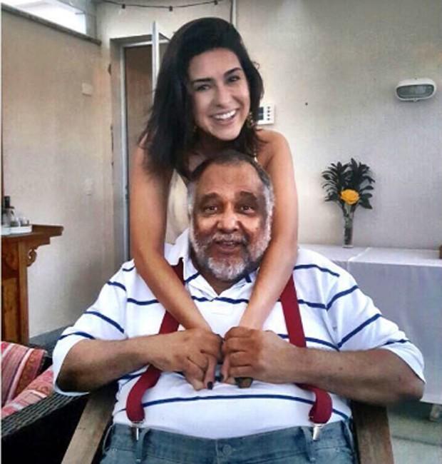 Fernanda Paes Leme e Jorge Bastos Moreno (Foto: Reprodução/Instagram)