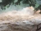 Iconha tem alagamentos após forte chuva no Sul do ES