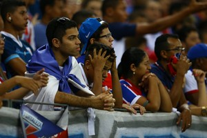 Fortaleza; Juventude; torcida; Arena Castelão; Série C (Foto: Thiago Gadelha/Agência Diário)