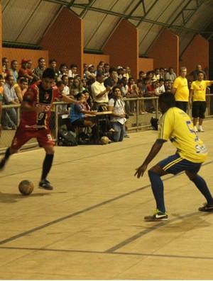 Cajuína x AABB Piauiense Futsal 2013 (Foto: Renan Morais/GLOBOESPORTE.COM)