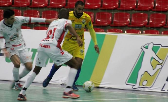 Guarapuava x São José Futsal (Foto: 'Brenno Domingues/São José Futsal)