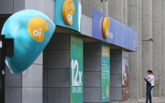 Oi teve prejuízo de R$ 1,02 bilhão no terceiro trimestre  (Foto: Michel Filho/Ag O Globo)