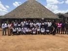 Índios recebem treinamento da PM para atuar em aldeias de Roraima