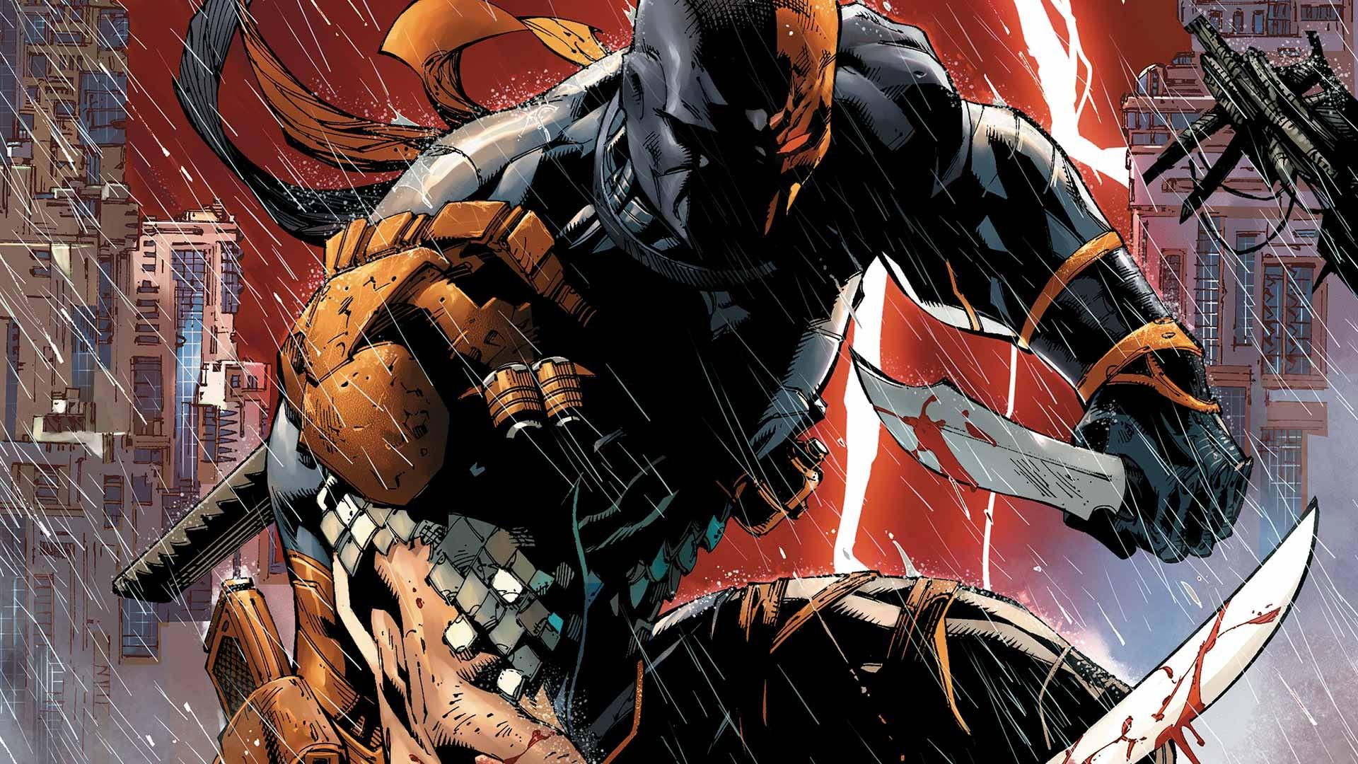 O Exterminador da DC Comics (Foto: Divulgação)