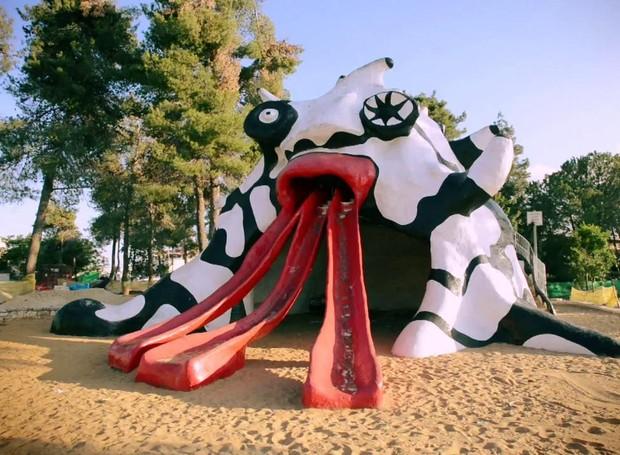 Playground Golem (Foto: Reprodução/Pinterest)