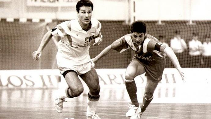 Chico Lins, gerente de futebol do Figueirense futsal (Foto: Arquivo Pessoal)