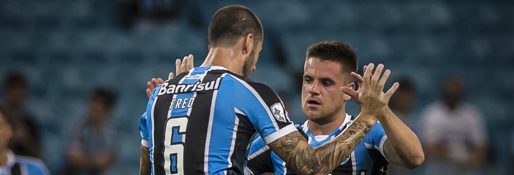 Veja os melhores momentos  de Grêmio 1x0 Toluca-MEX (Estadão Conteúdo)