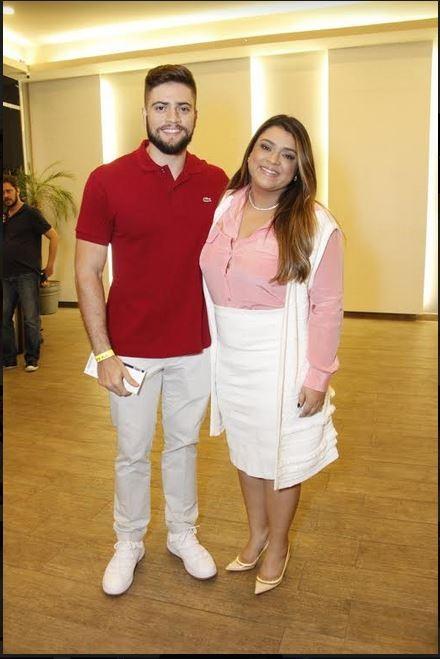 preta gil e o marido (Foto: MARCOS FERREIRA/Brazil News)