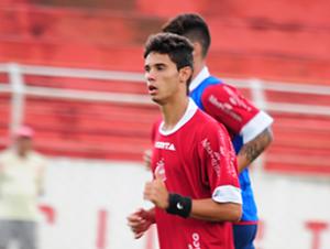 Arthur - volante Vila Nova (Foto: Assessoria Vila Nova FC)