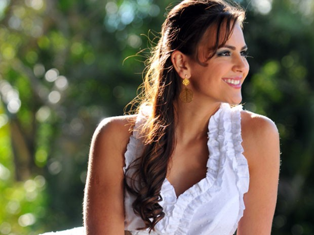 Larissa Alves vai representar a Veterana fora de campo (Foto: Arquivo pessoal)