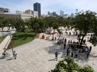 Revitalizados, espaços no Centro do Rio são oficialmente abertos