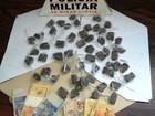 Jovens são presos por envolvimento com tráfico de drogas em Divinópolis