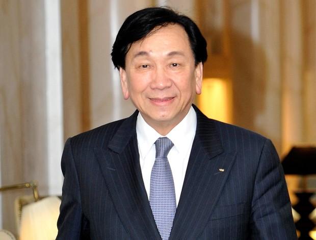 Ching Kuo Wu presidente da Associação Internacional de Boxe Amador (Foto: Getty Images)