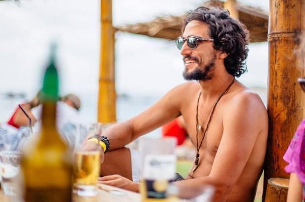 Renato Góes é pernambucano e tem 29 anos (Foto: Reprodução/Instagram)