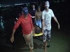 Oito náufragos são resgatados no Porto do Mucuripe, em Fortaleza
