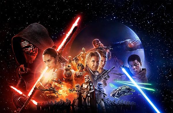 Star Wars: O Despertar da Força (2015) (Foto: Divulgação)