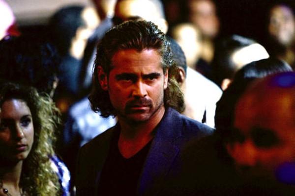 Colin Farrell em Miami Vice (Foto: Reprodução)