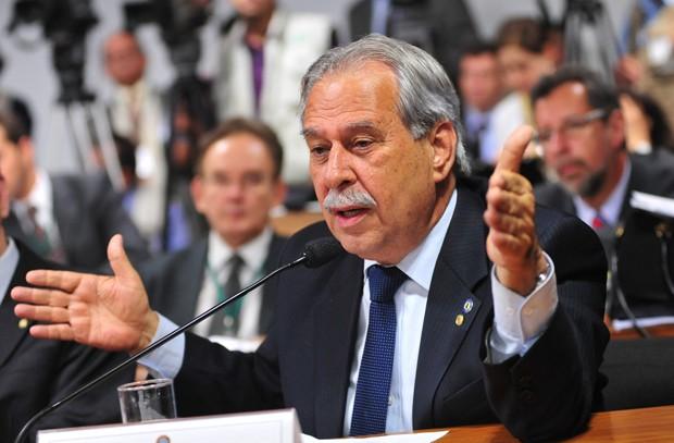 O novo presidente dos Correios, Giovanni Queiros (PDT-PA) (Foto: Alexandra Martins/Câmara dos Deputados)