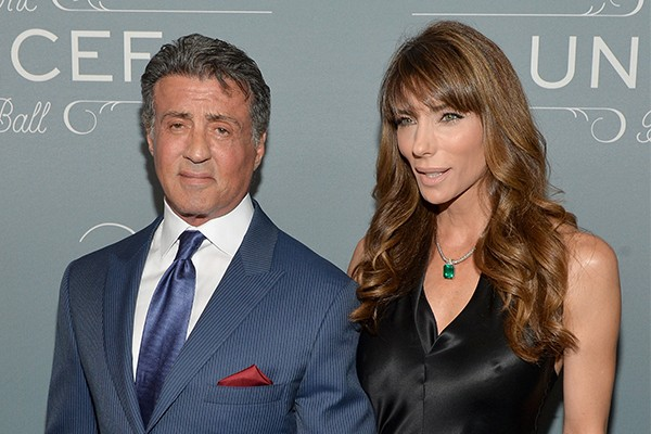 Sylvester Stallone e Jennifer Flavin (Foto: Getty Images)