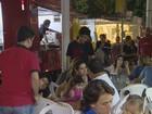 Evento gastronômico une food trucks e food bikes, em Manaus