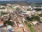 Caminhoneiros bloqueiam trechos de rodovias pelo 11º dia em SC
