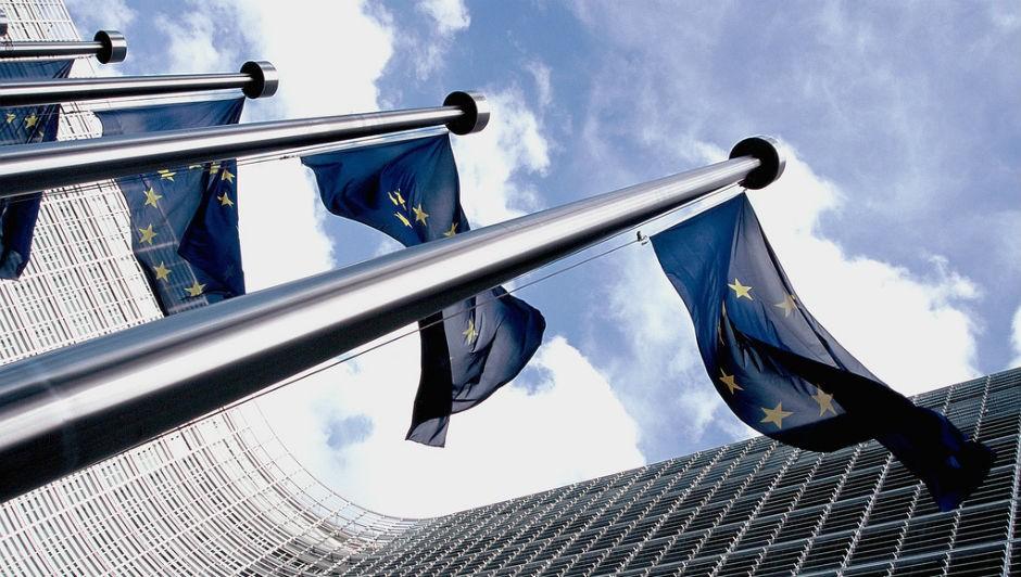 """Em uma carta aos 27 líderes da UE, presidente do conselho da UE mencionou a administração Trump como parte de uma """"ameaça"""" (Foto: Xavier Häpe / Flicker / Wikimedia Commons)"""