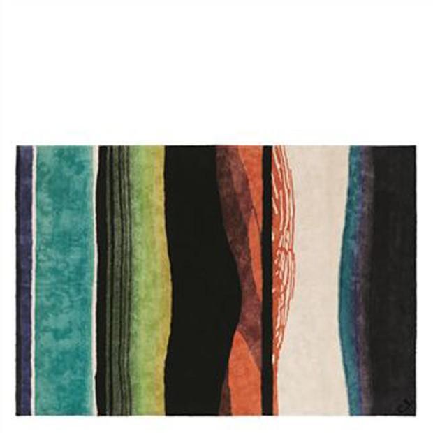 Tempera Multicolor, design Christian Lacroix para Designers Guild, na Empório Beraldin (Foto: Divulgação)