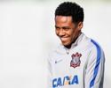 Elias faz treino leve, mas vai enfrentar Vitória; veja escalação do Corinthians