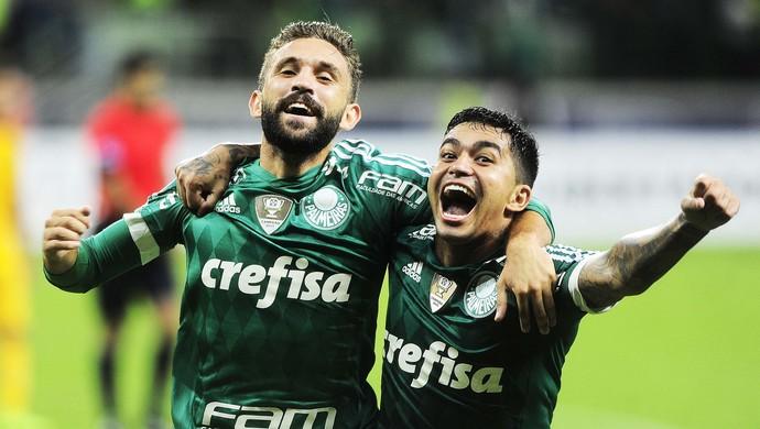 Palmeiras x Rosario Central Allione Dudu (Foto: Marcos Ribolli)