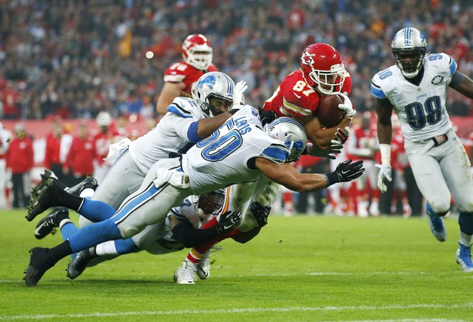 NFL Travis Kelce Kansas City Chiefs (Foto: Reuters)