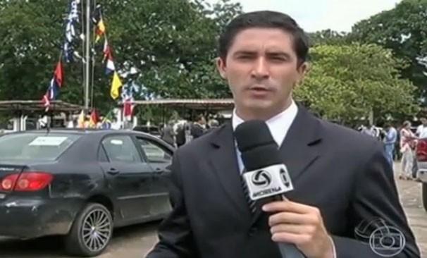 Amigo e companheiro de profissão, Rafael Cozer desfrutava do melhor momento de sua carreira profissional (Foto: TVMO)